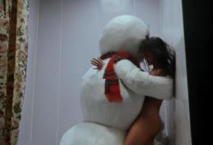 Yes...the snowman rapes someone in the bath...it's that kind of movie.