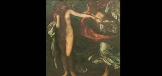 """Ángeles caídos: los Grigori, los que se unieron a """"las hijas del hombre"""""""