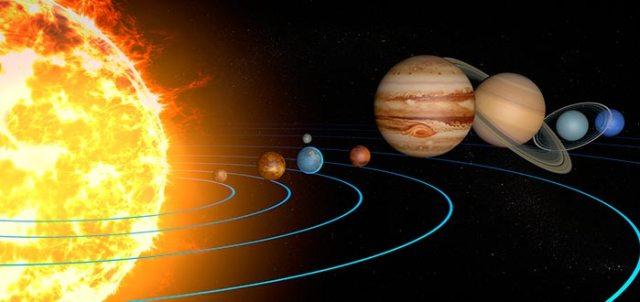 curiosidades del Sistema Solar, Sol materia