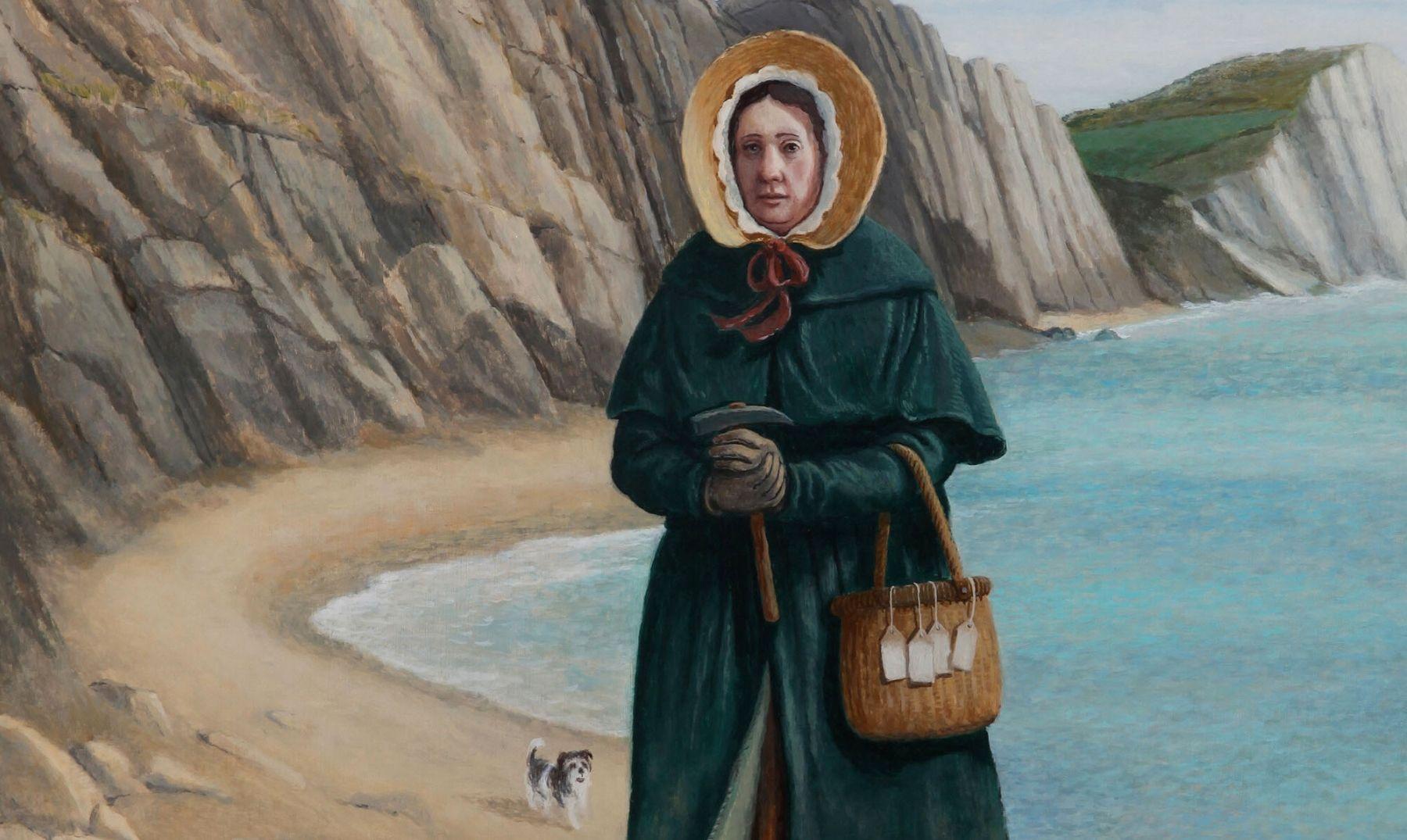 Mary Anning | La primera paleontóloga reconocida
