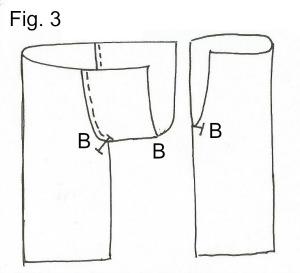 Tutorial facile, semplice e gratuito per cucire un sarouel da bambino