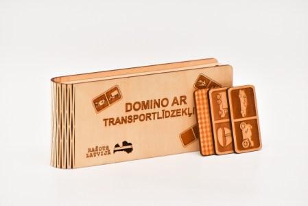 Domino ar transportlīdzkļiem