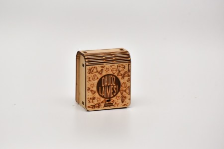 Mini kastīte (daudz laimes)