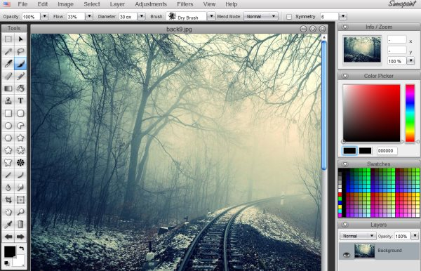 11 Online Picture Editors for editing images without ...