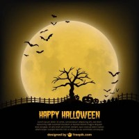 halloween poster background free