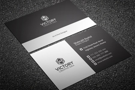 20 Professional Business Card Design Templates for Free Download     Corporate Business Card PSD Template