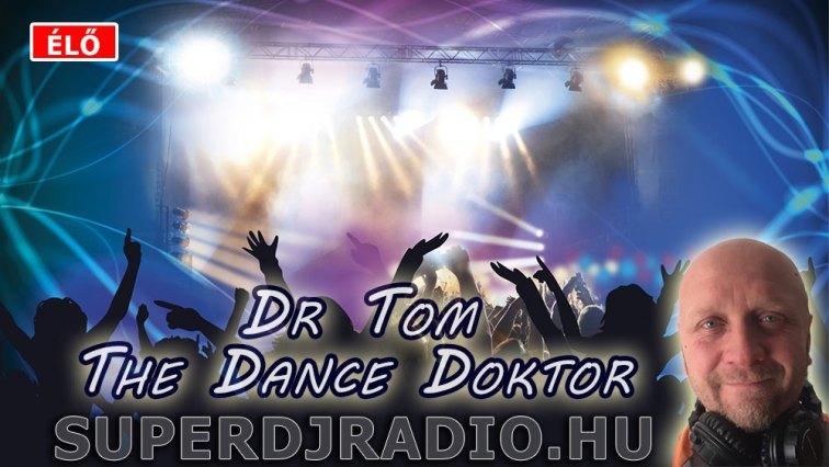 Dr Tom Szerda 18 órától