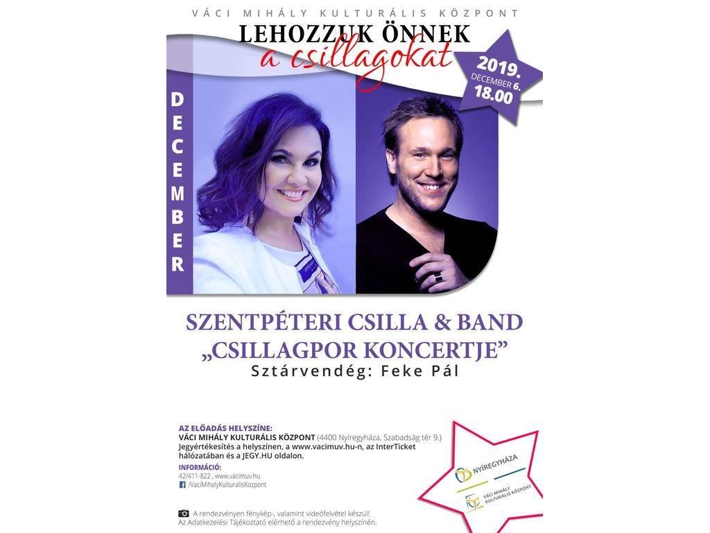 Szentpéteri Csilla & Band 7