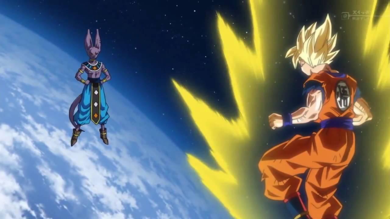 Assista A Luta Completa De Goku Vs Bills Online Super Dragon Ball