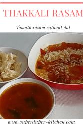 Thakkali / Tomato rasam_pin