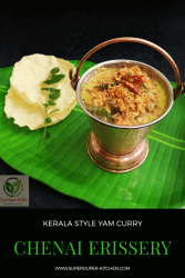 Chenai Erissery / Yam Curry_pin