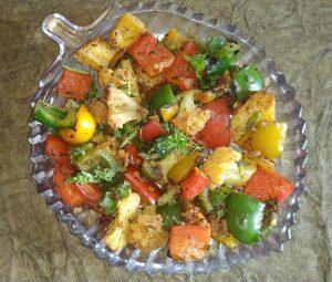 Recipe index_North Indian