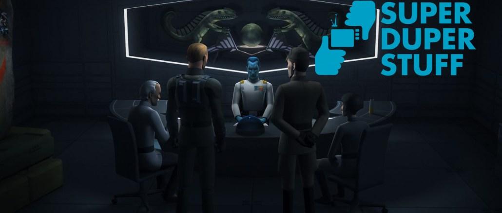 Star Wars Rebe;s - Through Imperial Eyes