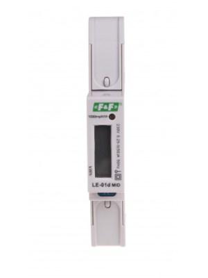 (LE-01) Stromzähler für Hutschiene