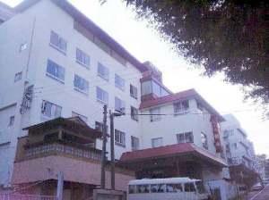 ホテル銀水外観