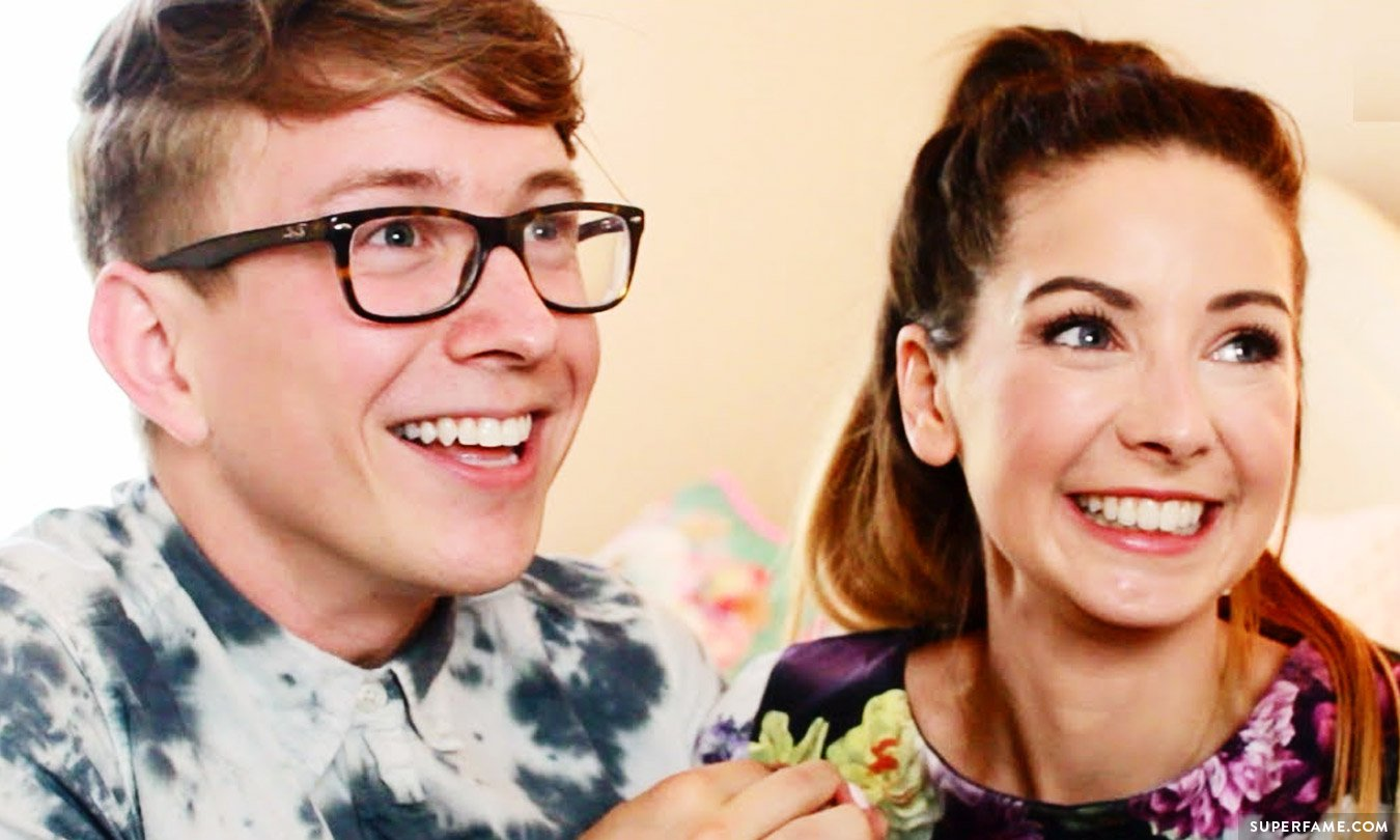 Tyler Oakley Attacks A 16-Year-Old Zoella Hater On Tumblr