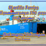 Starlite Promo Fare: P150 Batangas to/from Calapan