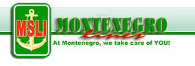 Montenegro Shipping Lines Contact Details, Station and Office Addresses