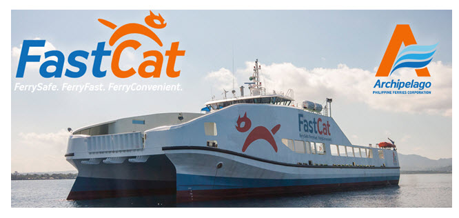 Fast Cat Passenger and Freight Boat