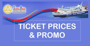 Trans Asia Ticket Prices and Promo Fare