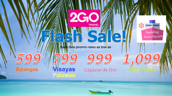 flash sale 2Go