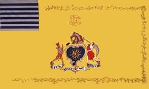 Philadelphia Light Horse Flag