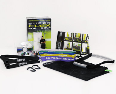 superflex fitness golf swing kit
