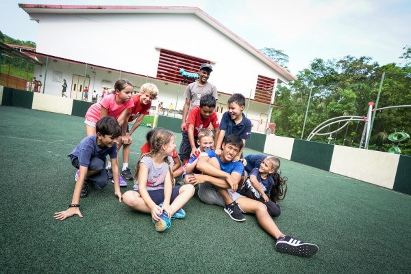 Swiss School Parkour Program