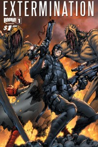 Extermination #1 one of 9 variants