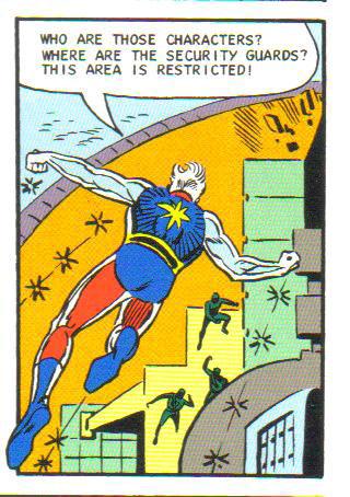 Captain Atom can't catch a break