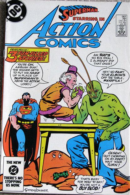 Action Comics 563