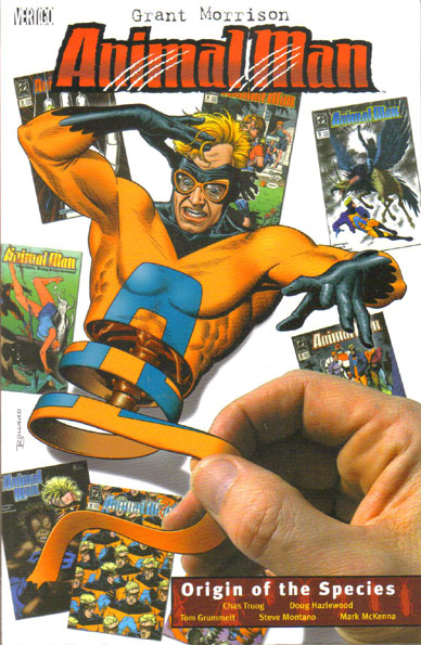 Animal Man: Origin of the Species