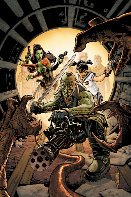Frankenstein Agent of S.H.A.D.E. #1