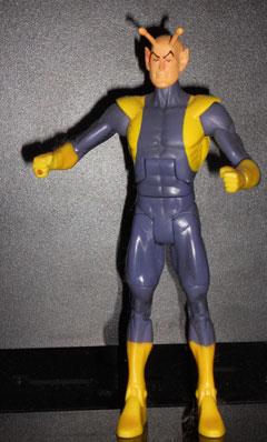 Chameleon Boy Legion figure