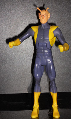 Chameleon Boy Legion figure