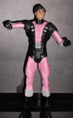 Cosmic Boy Legion Figure