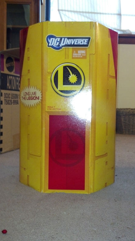 Legion 12 Pack HQ Box