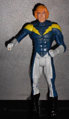 Lightning Lad Legion figure