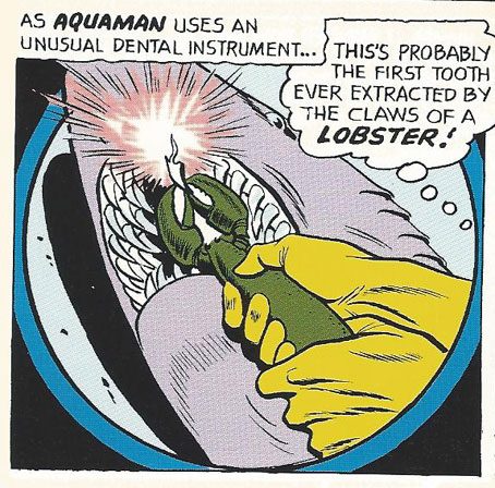 Dr. Aquaman's Lobster Pliars