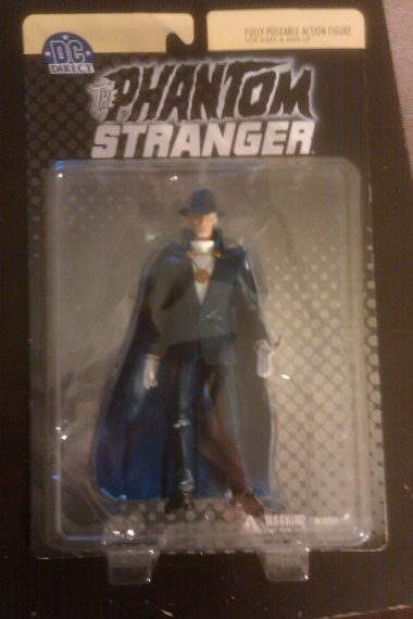 Phantom Stranger figure