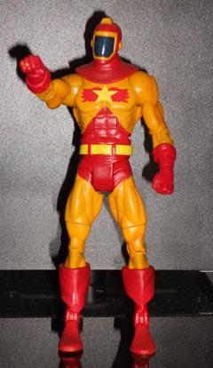 Wildfire Legion figure