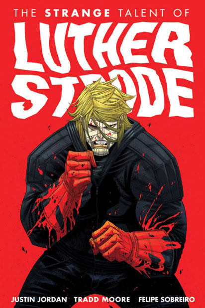 The Strange Talent of Luthor Strode