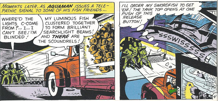 """The """"Aquamobile"""" in action!"""