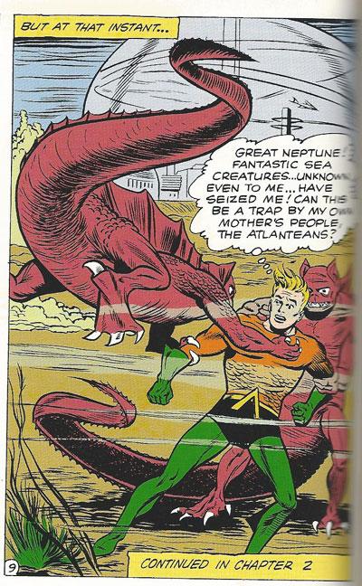 Creatures from Atlantis!