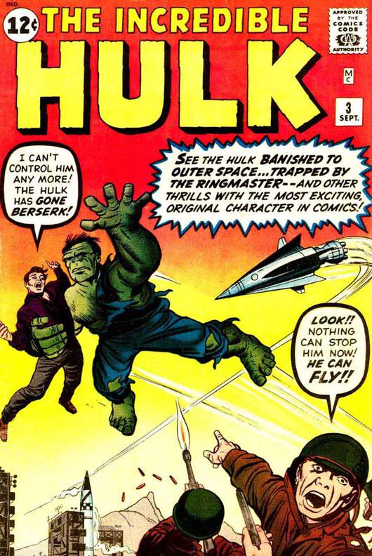 Hulk leaps!