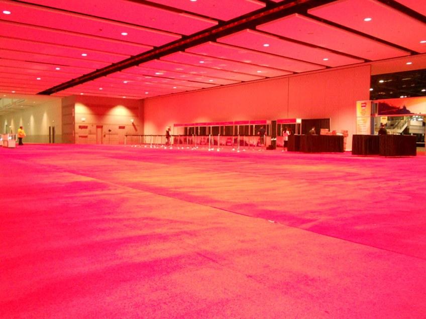 Empty Entrance Hall