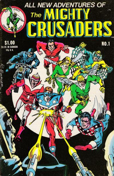 Mighty Crusaders #1