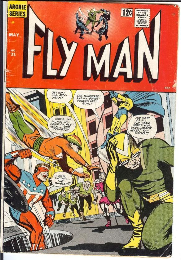 Fly Man #31