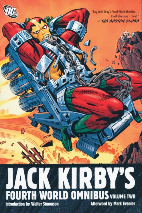 Jack Kirby's Fourth World Omnibus Volume Two