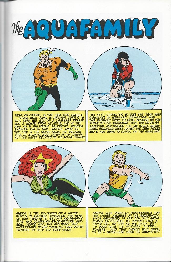 Meet the Aquafamily!